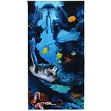 Buettner USA Cotton Velour Terry 360 GSM Beach Towel
