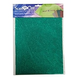 Brother Iron-On Transfer Glitter Sheets; Holiday Colors, 4/Pack (CATG03)