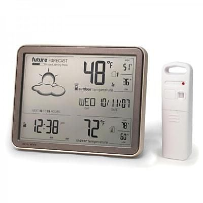 Acurite® 75077 Digital Weather Station with Jumbo Display; 330
