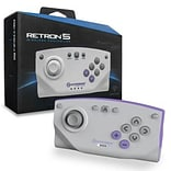 Hyperkin® M07021-GR Wireless Gaming Pad for RetroN 5