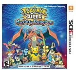 Nintendo® Poke mon Super Mystery Dungeon Role Playing Nintendo 3DS Game Software (CTRPBPXE)