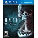 Sony PlayStation® Action/Adventure Until Dawn PS4 Game Software (3000059)