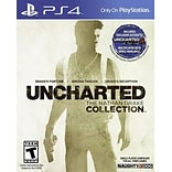 Sony PlayStation® Action/Adventure Uncharted™: The Nathan Drake Collection PS4 Game Software (3000683)