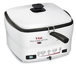 T-fal® Versalio 2 L 7-in-1 Multi Cooker and Fryer; White (FR490051)