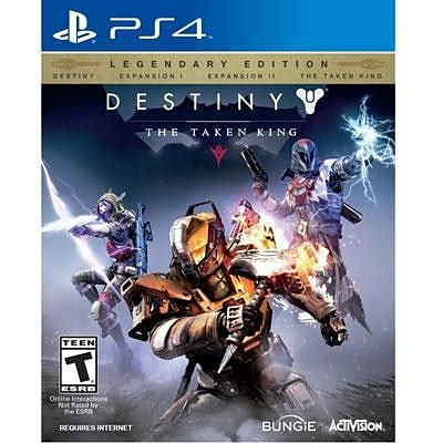 Activision® Destiny: The Taken King - Legendary Edition Gaming Software; Action/Adventure, PlayStation 4 (87442)