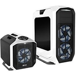 Corsair® Graphite Series™ 780T Window Full-Tower Computer Case; White, 12xBay, for ATX Motherboard (