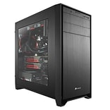 Corsair® Obsidian Series® 350D Window Mid-Tower Computer Case; 6xBay, for Mini ITX/Micro ATX Motherb