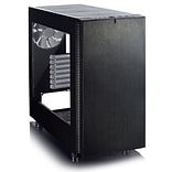 Fractal Design Define S Window Mid-Tower Computer Case; 5xBay, for Mini ITX/Micro ATX/ATX Motherboard (FD-CA-DEF-S-BK-W)