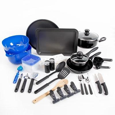 Gibson® Home Total Kitchen 59-Piece Cookware Combo Set (91923.59)