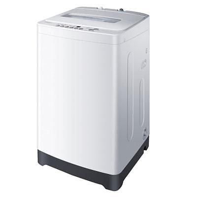 Haier HLP28E 2.3 cu. ft. Extra Large Top Load Portable Compact Washer, White (HLPW028AXW)