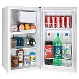 Haier HC27SF22RW Half Width Single Section Compact Refrigerator; White