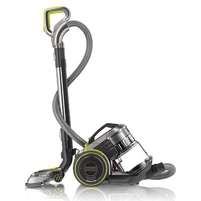 Hoover® Air™ Pro Bagless Canister Vacuum; Gray (SH40075)