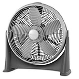 Jarden Holmes™ 20 Performance Air Circulator; Light Gray (HFF2015CGM)