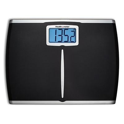 Jarden Health o meter® HDM459DQ05 Extra Wide Weight Tracking Scale; Black, 400 lbs.