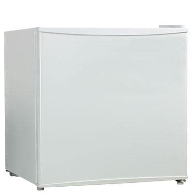 Midea HS65L Half Width Single Section Freestanding Refrigerator; White