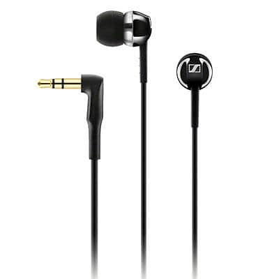 Sennheiser CX1.00 In-Ear Headset; Black