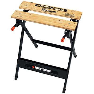 Black & Decker™ Workmate® Portable Project Center/Vise (WM125)