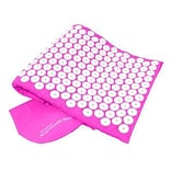 Trimax Sports Zenzation Athletics Acupressure Mat and Carry Bag; Pink (WTE10452)