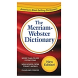 Merriam-Webster Dictionary, 11th Edition, Paperback, 960 Pages (MER295-6)
