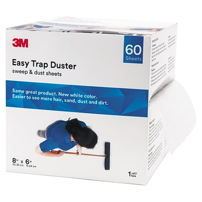 3M™ Easy Trap Duster, 5 x 6 x 125, 2 Rolls/Carton