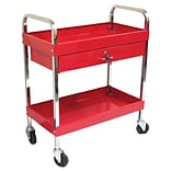 Excel Rolling Metal Utility Cart