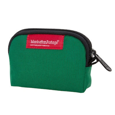 Manhattan Portage Coin Purse Green (1008 GRN) (52267201 NA) photo