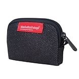 Manhattan Portage Midnight Coin Purse Black (1008-MDN BLK)