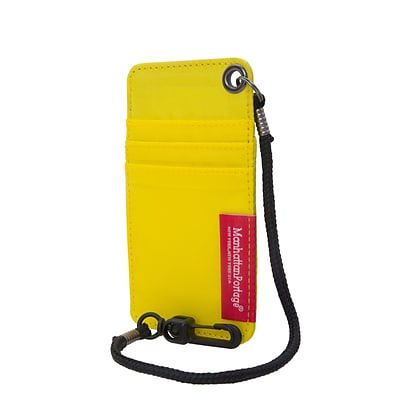 Manhattan Portage City Tech Id Case Yellow (1022 YEL)