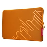 Manhattan Portage Macbook Air Skyline Sleeve 13 Orange (1052 ORG)