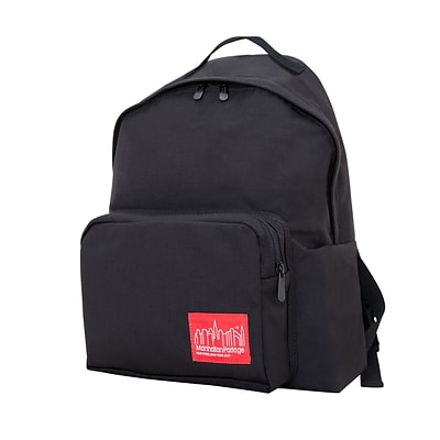 Manhattan Portage Big Apple Backpack Medium Black (1210-BD BLK)