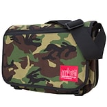 Manhattan Portage Europa Medium with Back Zipper And Compartments Camouflage (1439Z-C CAM)