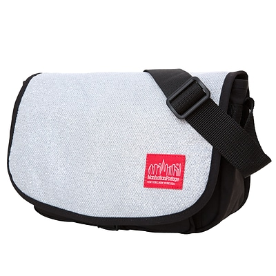 Manhattan Portage Midnight Sohobo Bag Small Ver2 Grey (1503-MDN-2 GRY)
