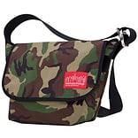 Manhattan Portage Vintage Messenger Bag Small Camouflage (1605V CAM)