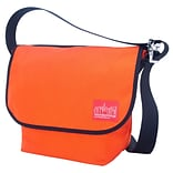 Manhattan Portage Vintage Messenger Bag Medium Orange (1606V ORG)