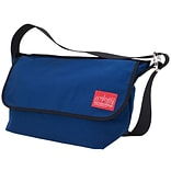 Manhattan Portage Vintage Messenger Bag Large Navy (1607V NVY)