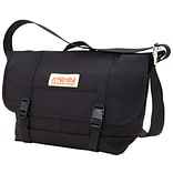 Manhattan Portage Ny Bike Messenger Bag Medium Black (1615 BLK)