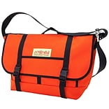 Manhattan Portage Ny Bike Messenger Bag Medium Orange (1615 ORG)