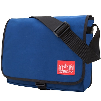 Manhattan Portage Dj Computer Bag Deluxe Small Navy (1713 NVY)