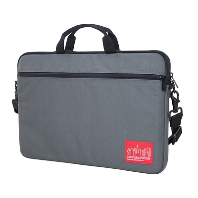 Manhattan Portage Convertible Laptop Sleeve 15 Grey (1733 GRY)