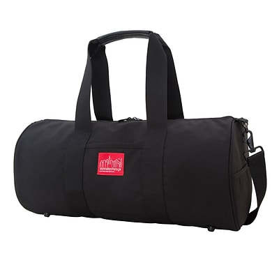 Manhattan Portage Chelsea Drum Bag Large Black (1803 BLK)