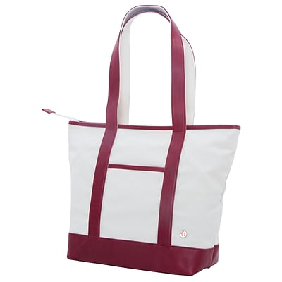 Token Greenpoint Organic Tote Bag Medium Red (TK-301 RED)