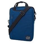 Manhattan Portage Commuter Jr. Laptop Bag 13 Black Label Navy (1710-BL NVY)