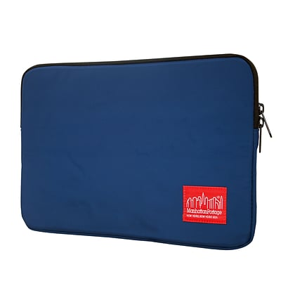Manhattan Portage Waterproof Nylon Laptop Sleeve 10 Navy (1031-NW NVY)