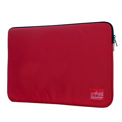 Manhattan Portage Waterproof Nylon Laptop Sleeve 15 Red (1033-NW RED)