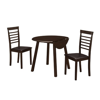 Monarch Specialties Cappuccino Dining Set ( I 1004 )