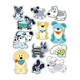 Hot Diggity Dogs Shape Stickers, Pack of 72 (CD-168157)