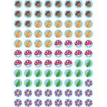 Woodland Friends Woodland Whimsy Hot Spots Stickers, multicolor, Pack of 880 (CTP7109)