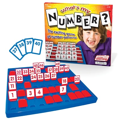 Junior Learning Whats My Number?® (JRL150)