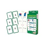 Subtraction Flash Cards for ages 5+, 1 pack of 162 cards (JRL205)