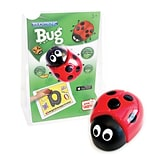 Junior Learning Touchtronic® Bug, Electronic Learning, Red & Black Colors (JRL306)